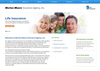 Morton Moore Insurance
